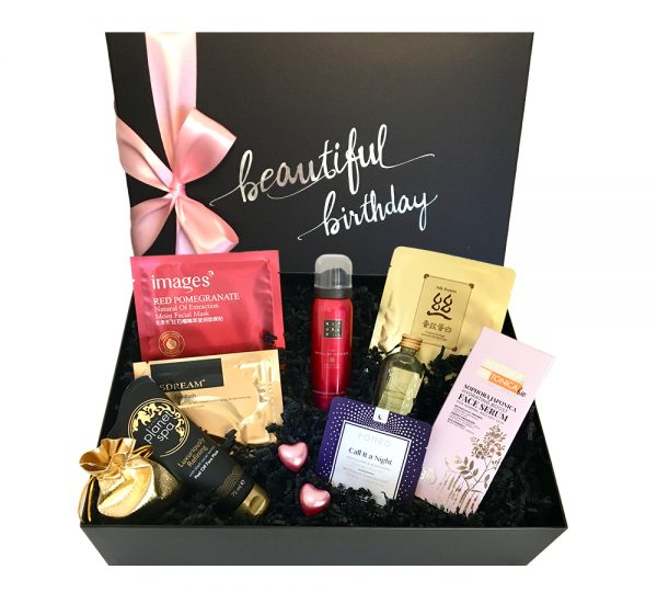 Geburtstagsgeschenk Frau birthday Deluxe