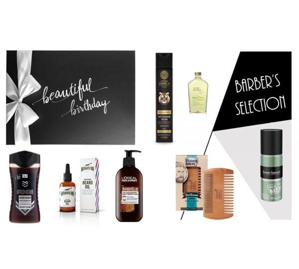 Geburtstagsgeschenk Mann Produkte Barber's Selection