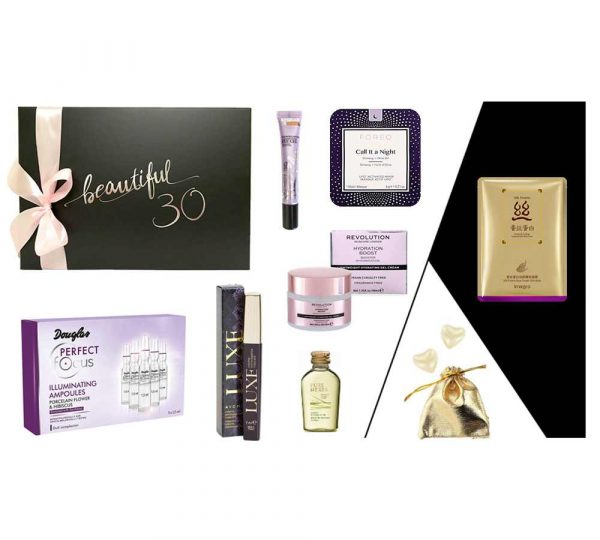Geburtstagsgeschenk Frau beautiful 30 Pure Elegance Produkte