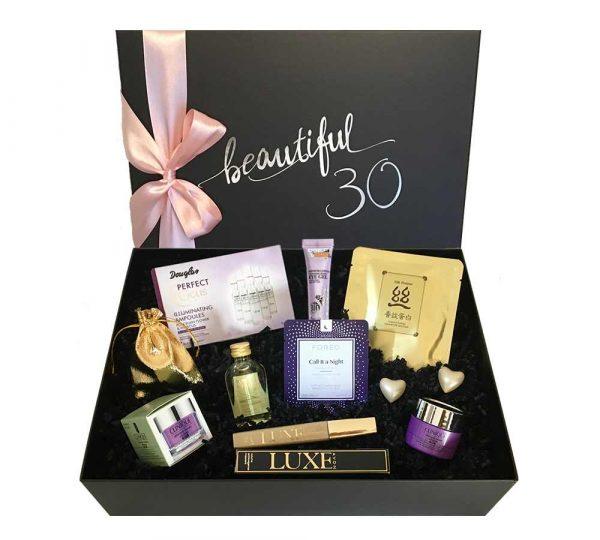Geburtstagsgeschenk Frau beautiful 30 Pure Elegance